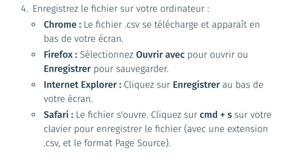 Exporter Commandes Wix Suite